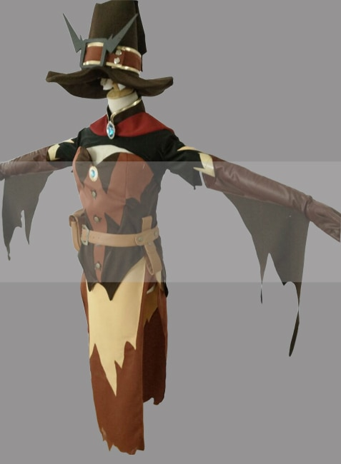 Mercy Witch Outfit photo 21