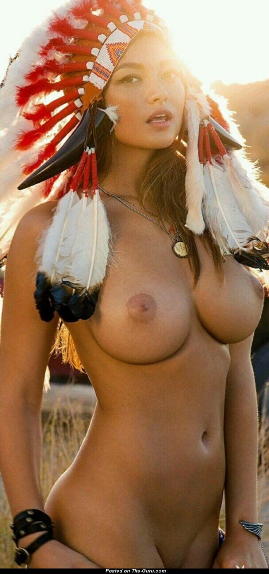 Hot Cosplay Topless photo 7