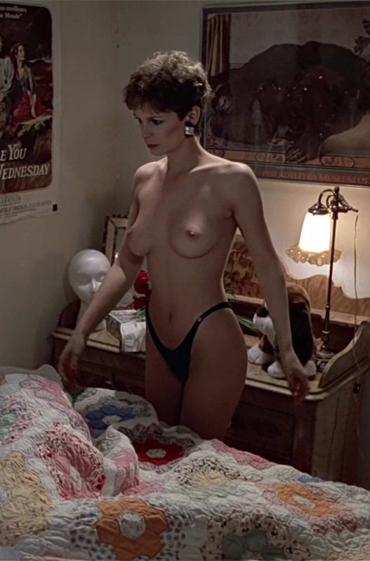 Jamie Lee Curtis Naked Trading Places photo 1