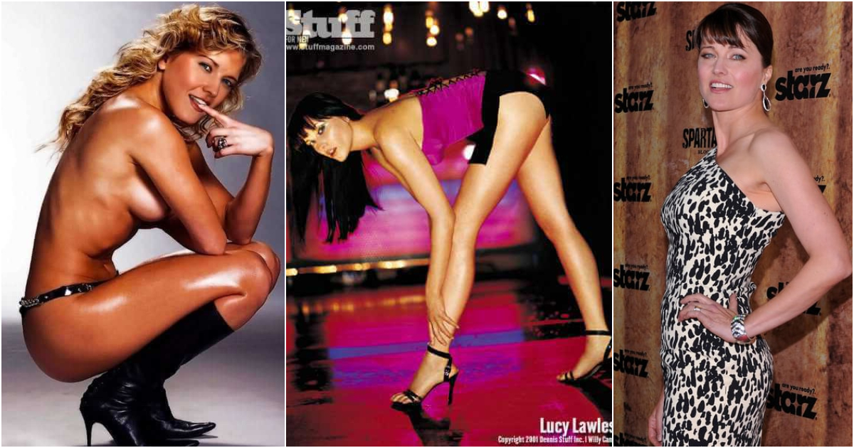 Lucy Lawless Hot Pics photo 7