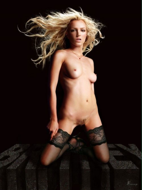 Has Britney Spears Posed Nude photo 20