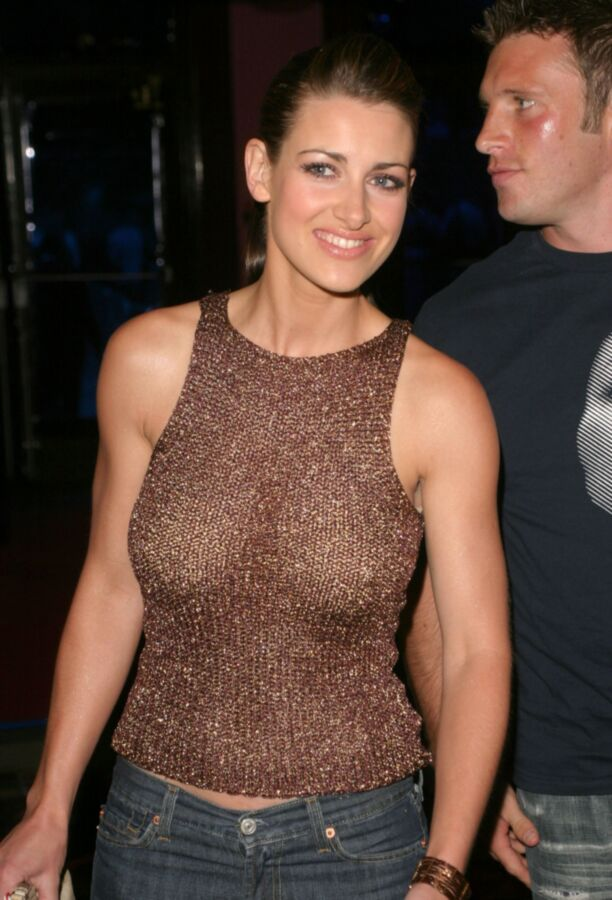 Kirsty Gallacher Tits photo 17