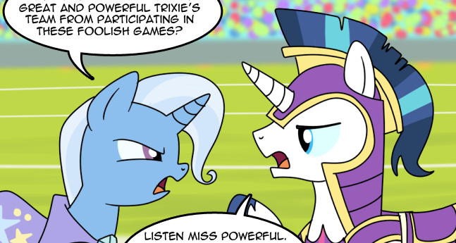 Banned From Equestria Spike Scene photo 4