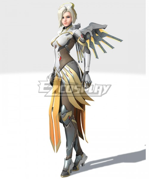 Mercy Witch Outfit photo 2