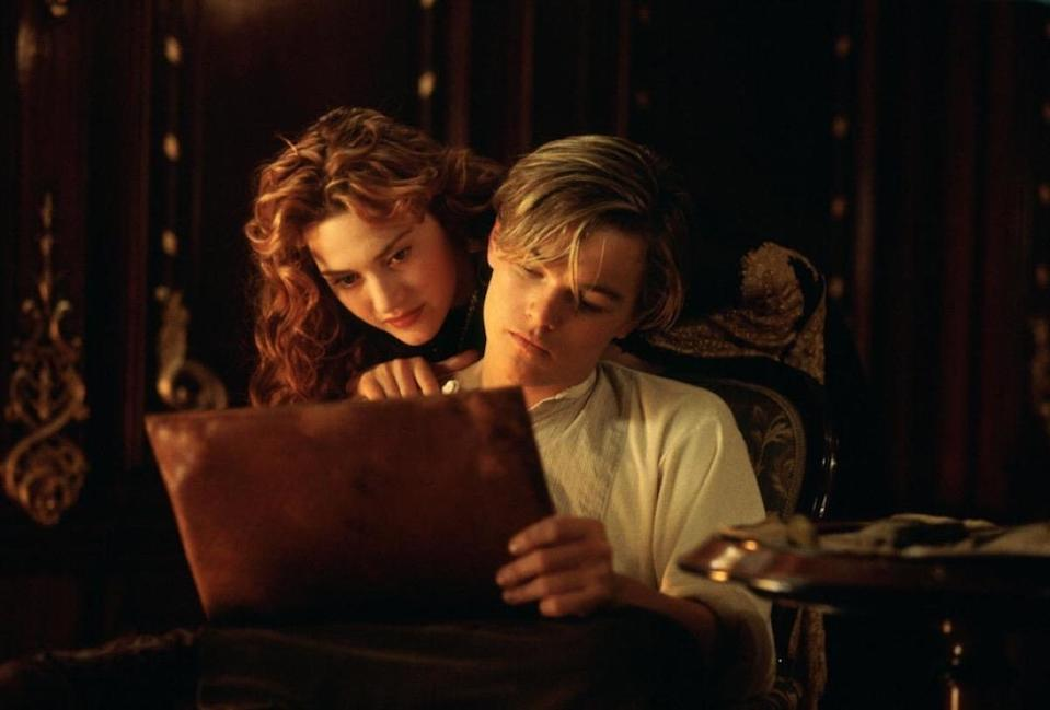 Kate Winslet Breasts Titanic photo 16
