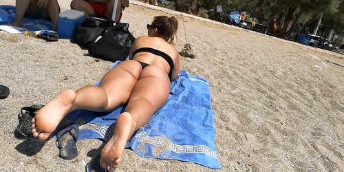 Pawg In Thong photo 5