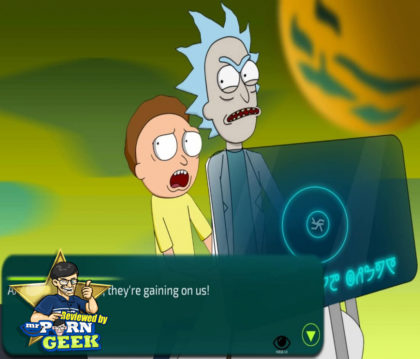 Rick And Morty Xxx Game photo 6