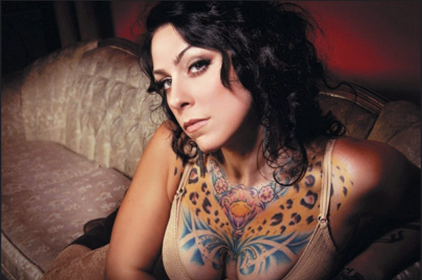 Danielle Colby Burlesque Pickers photo 10