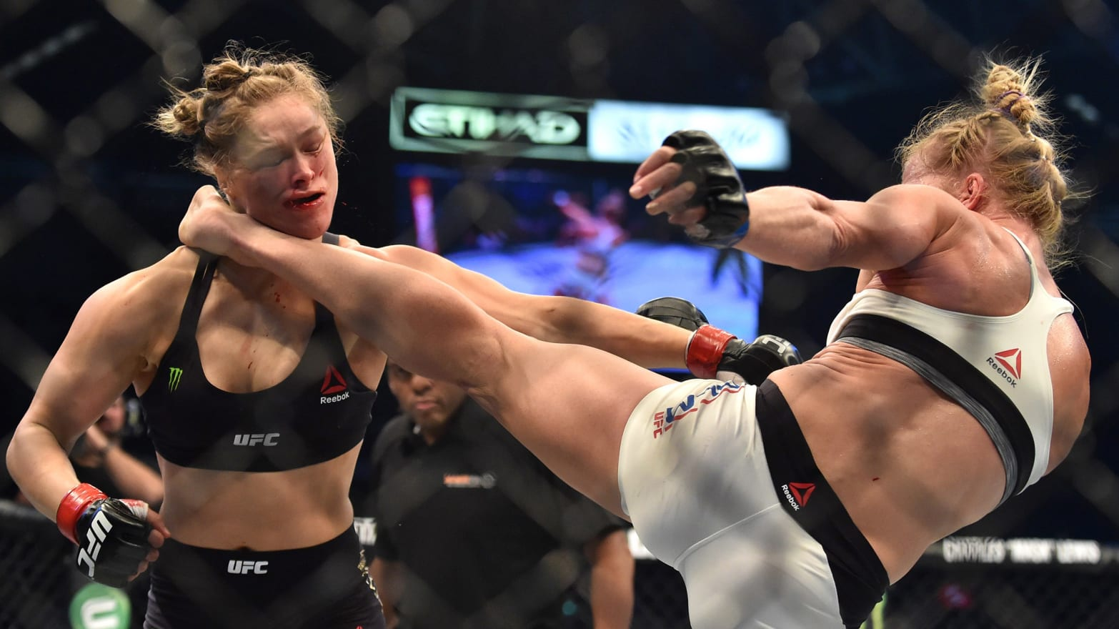 Holly Holm Sex Tape photo 16