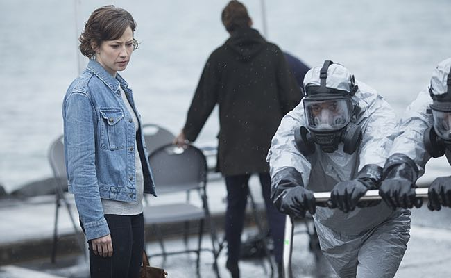 Carrie Coon Full Frontal photo 30