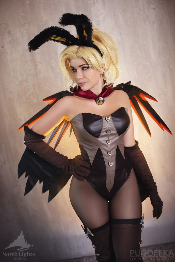 Mercy Witch Outfit photo 24
