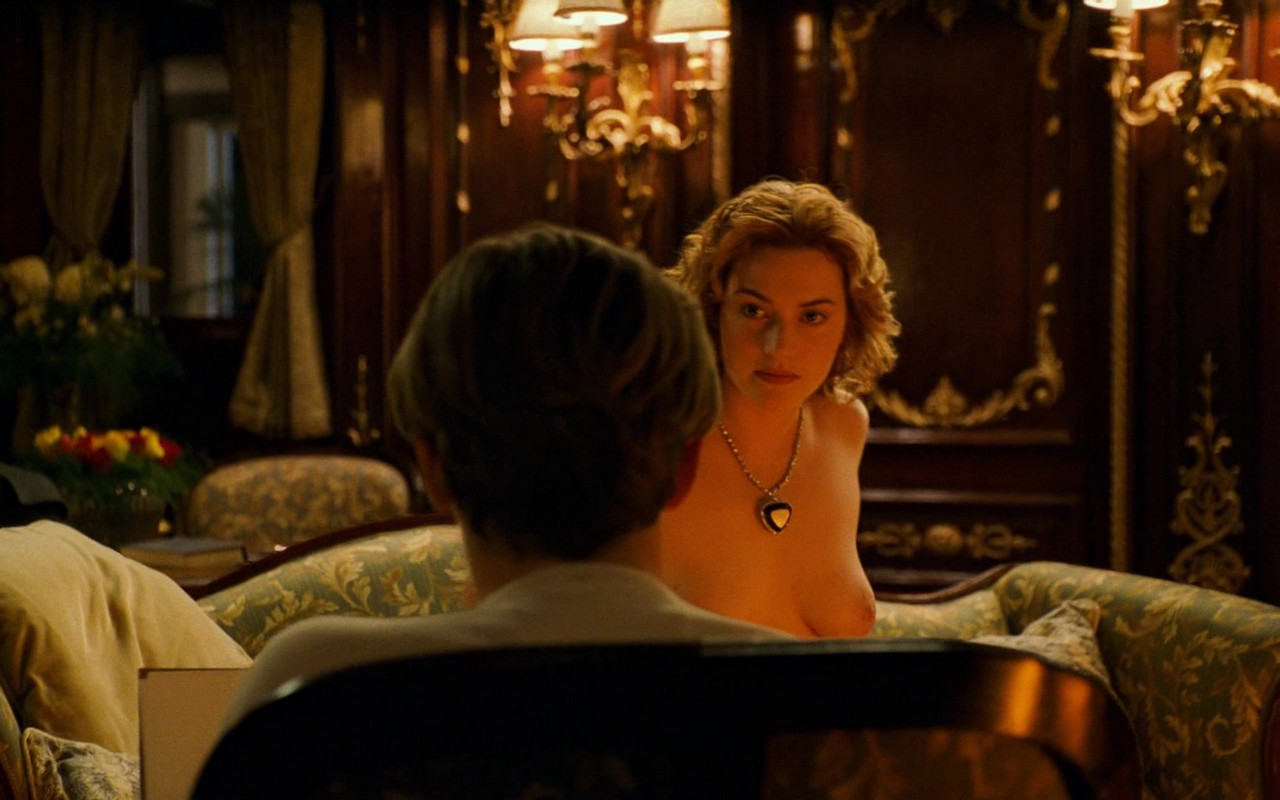 Kate Winslet Breasts Titanic photo 21