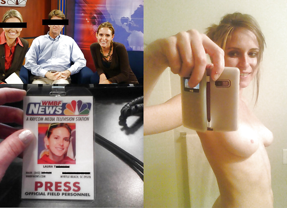 News Anchor Leaked Nudes photo 25