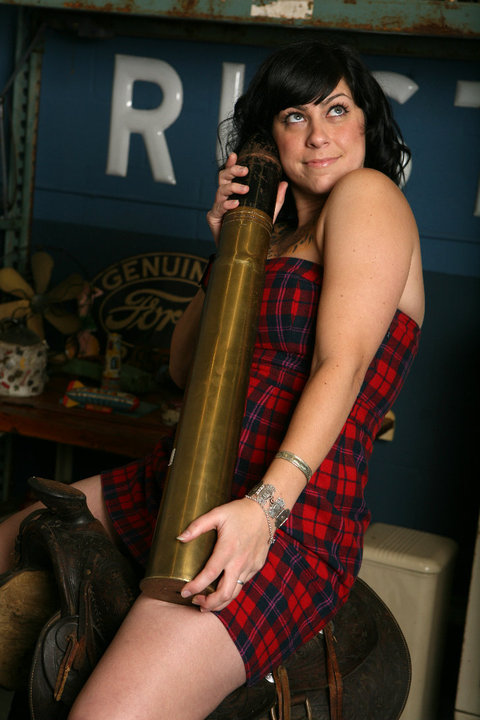 Danielle Colby Burlesque Pickers photo 26