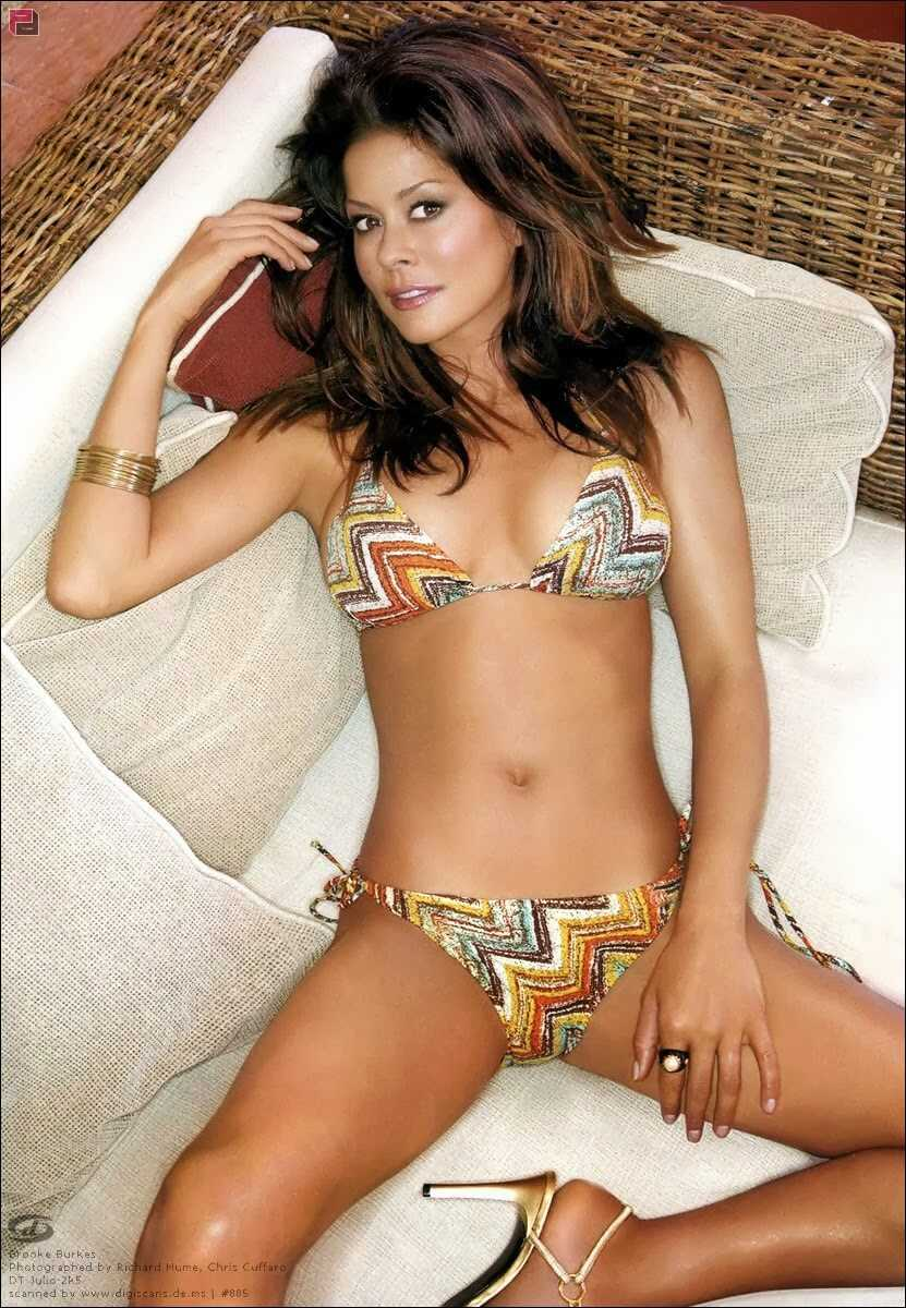 Brooke Burke Sexy Pictures photo 8
