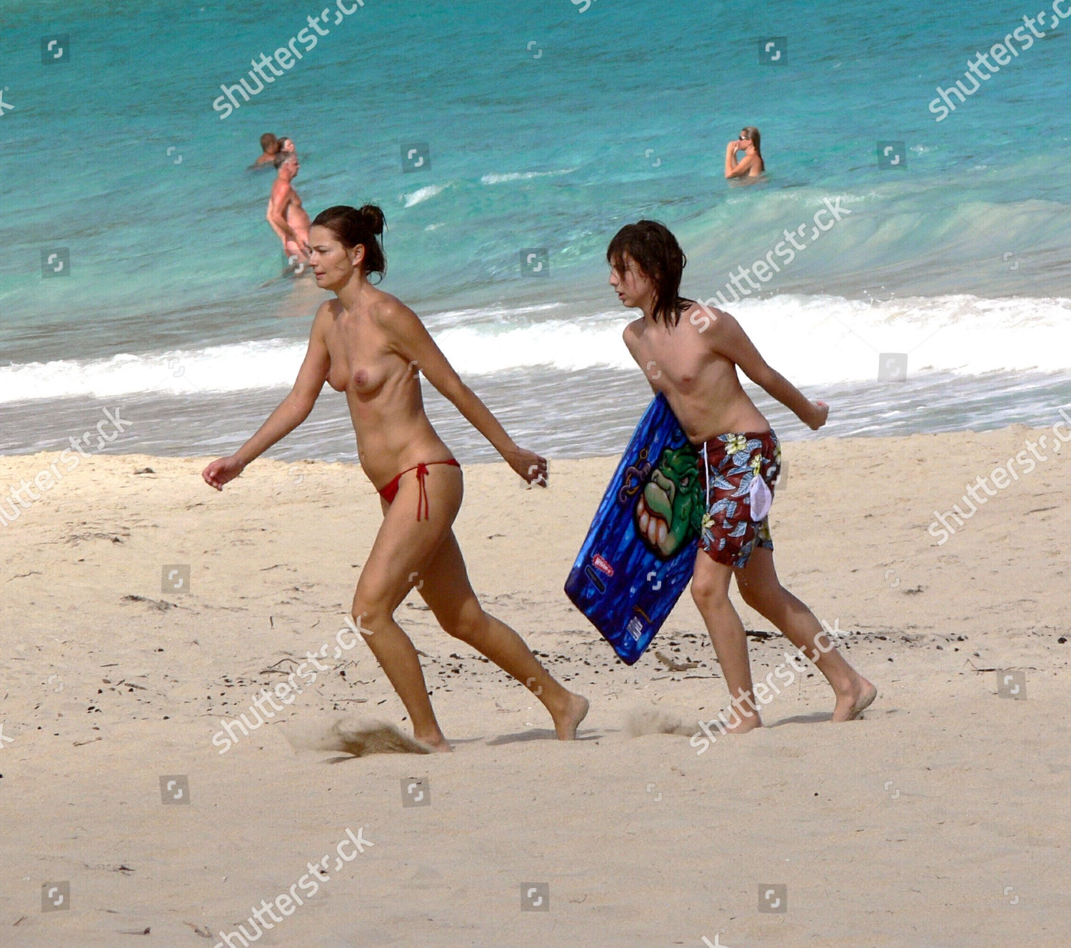 St Barths Topless photo 4