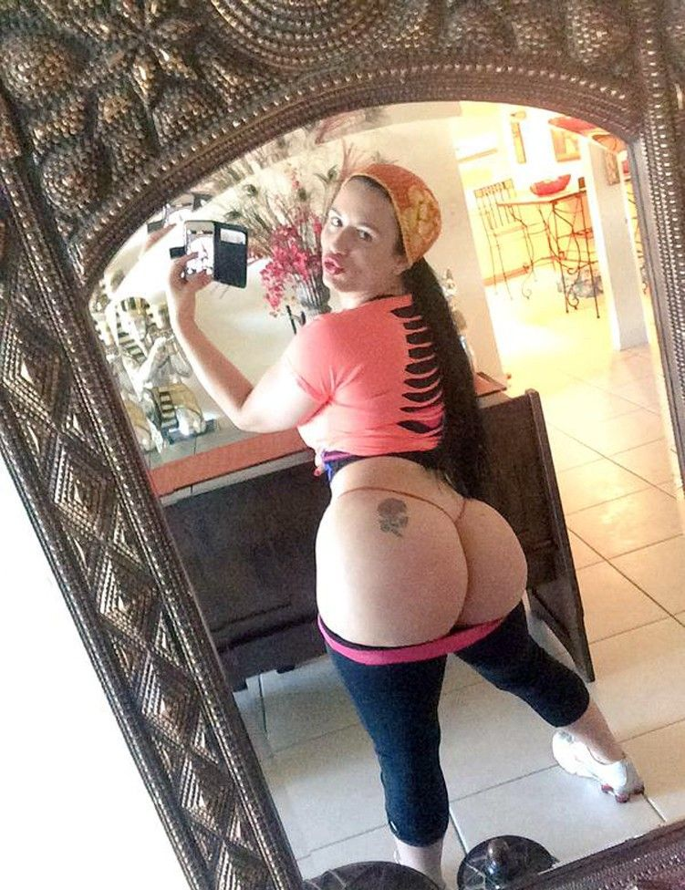 Pawg In Thong photo 2