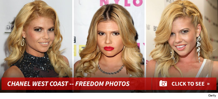 Chanel West Coast And Boy Meets World photo 27