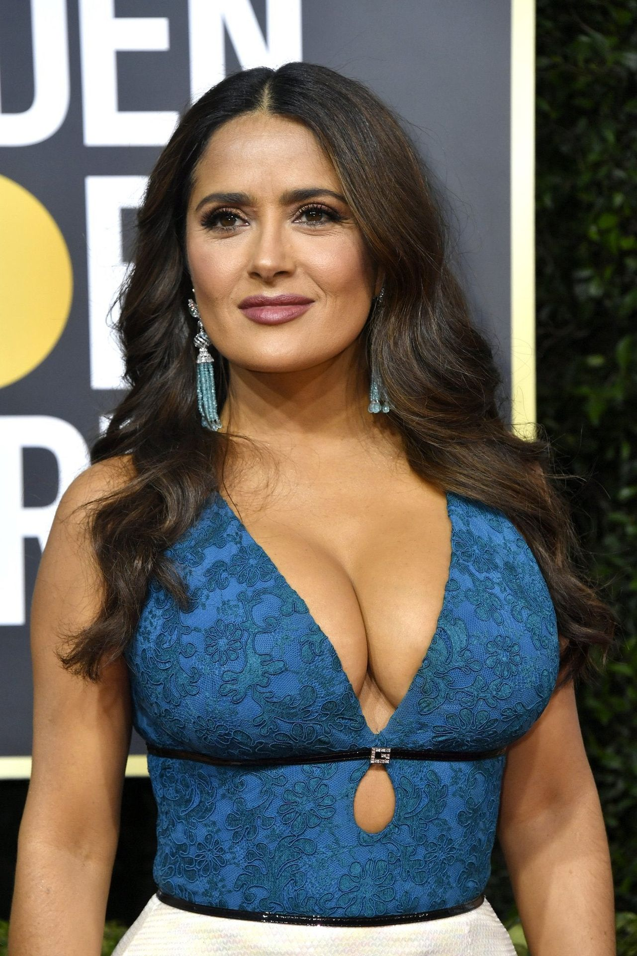 Naked Pictures Of Salma Hayek photo 13