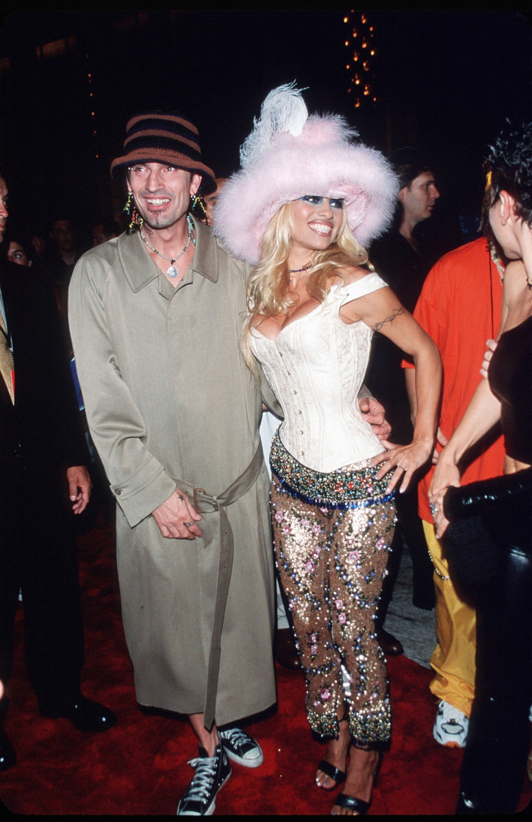 Pam Anderson Tommy photo 3