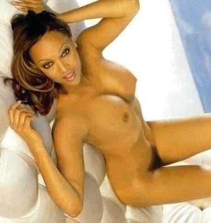 Tyra Banks Naked Pictures photo 17
