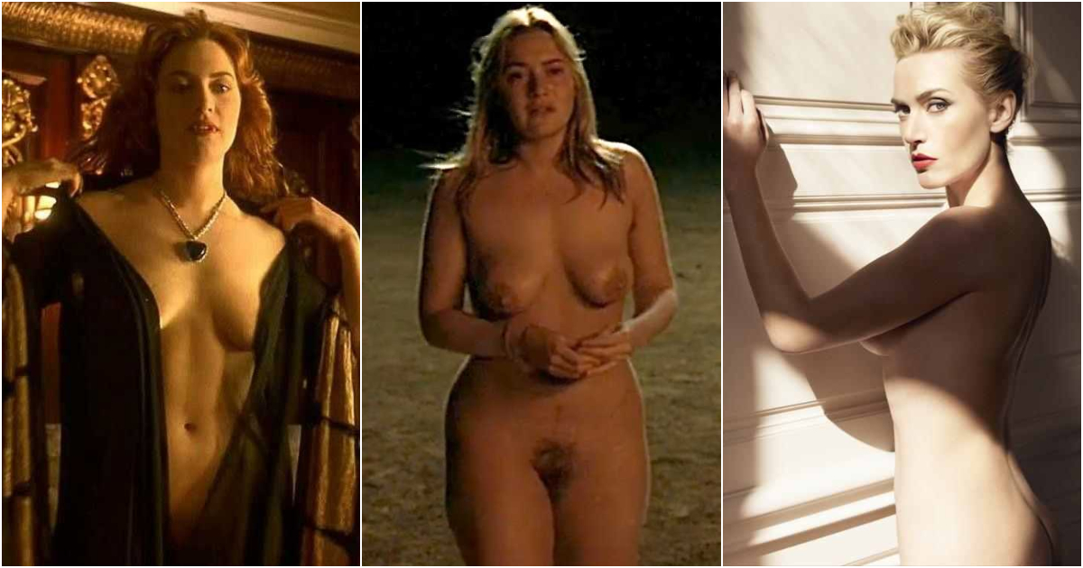Naked Pictures Of Kate Winslet photo 13