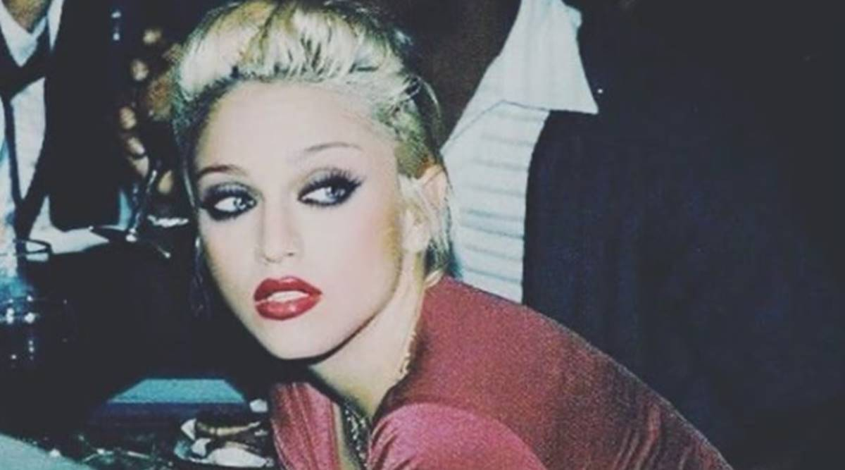 Madonna Old Pic photo 27