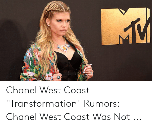 Chanel West Coast And Boy Meets World photo 10