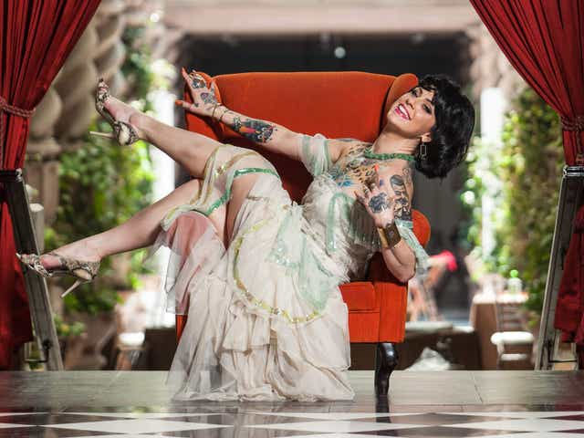 Danielle Colby Video photo 7
