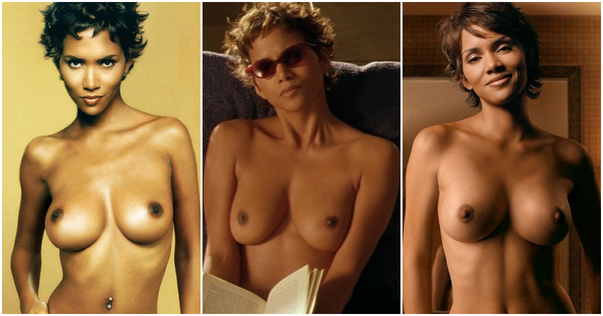 Halle Berry Butt Naked photo 22