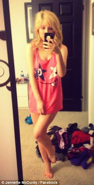 Jennette Mccurdy Icloud photo 3