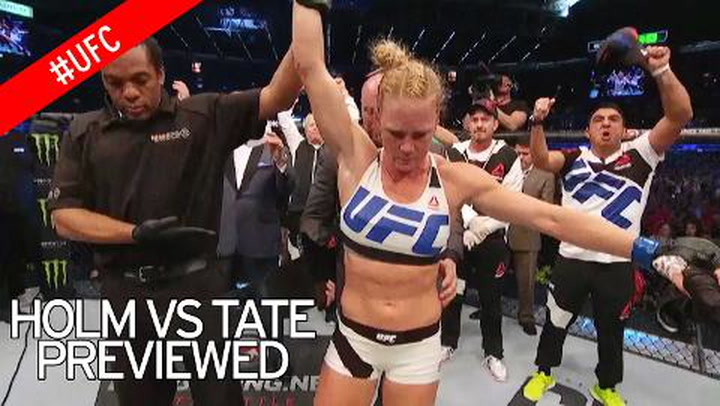 Holly Holm Sex Tape photo 14