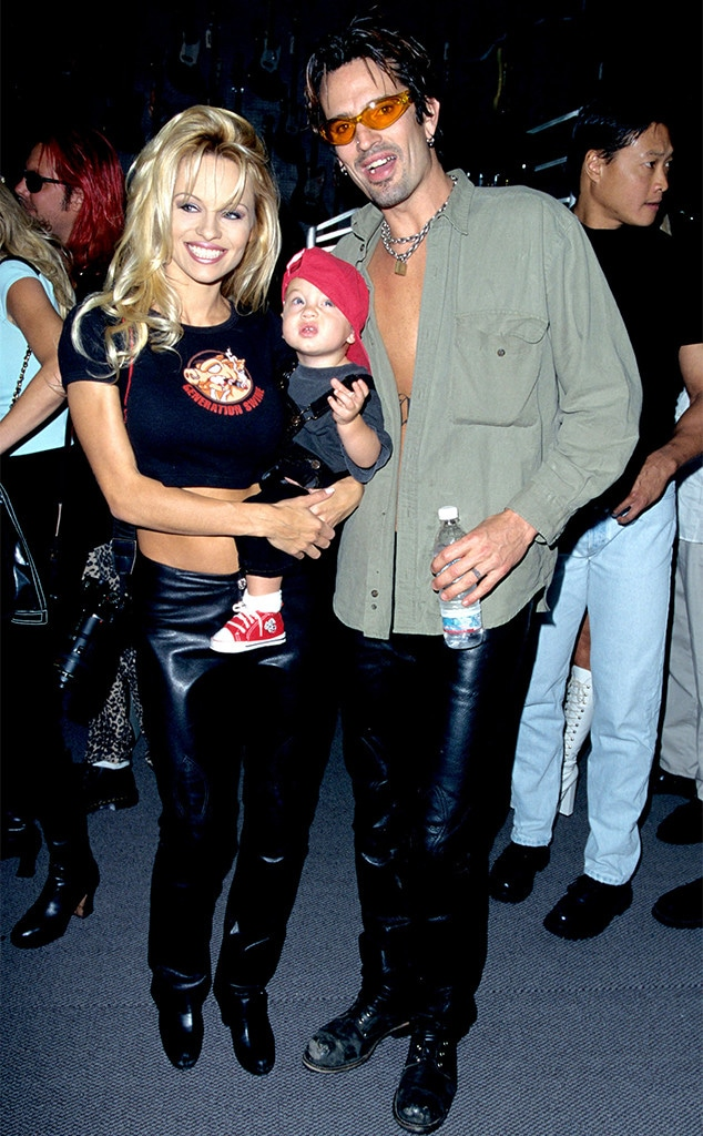 Pam Anderson Tommy photo 22