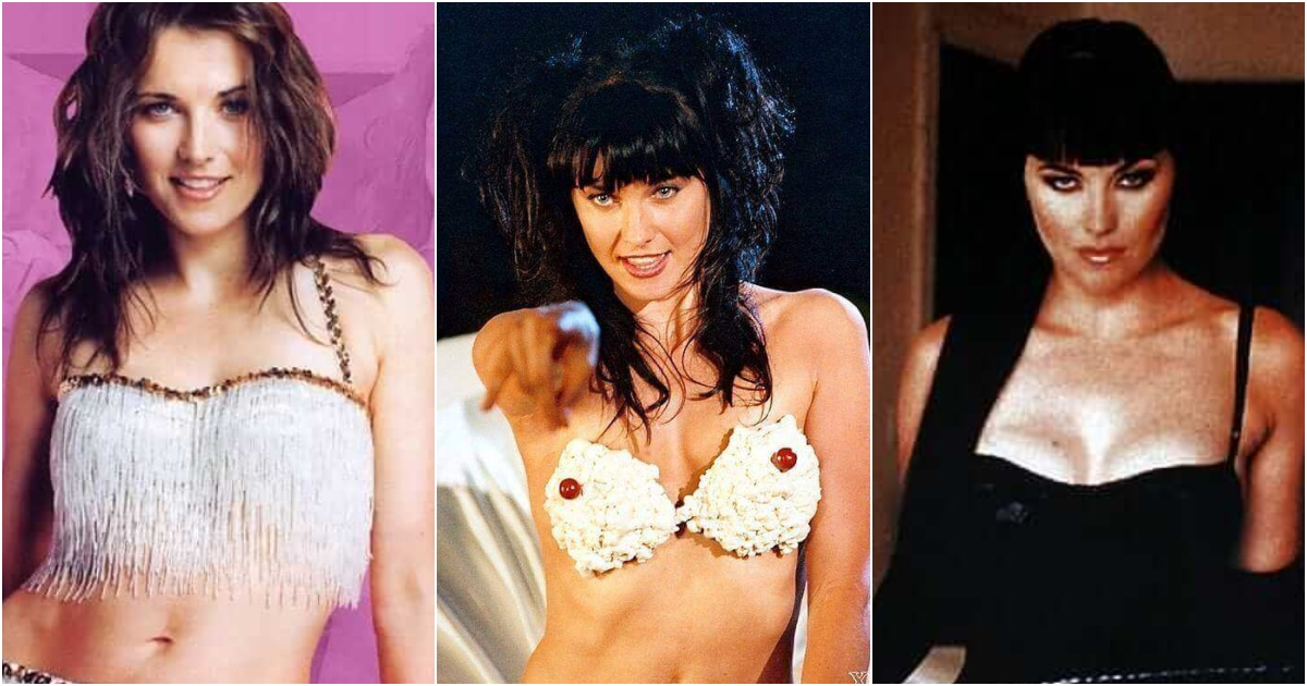 Lucy Lawless Hot Pics photo 22