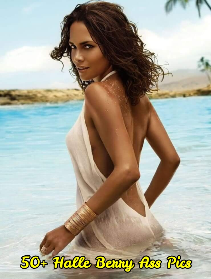 Halle Berry Butt Naked photo 28