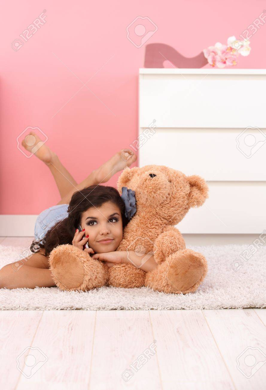 Girl With Huge Toy photo 6