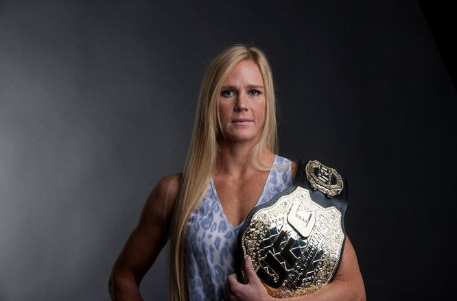 Holly Holm Sex Tape photo 1