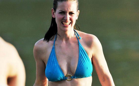 Kirsty Gallacher Tits photo 18