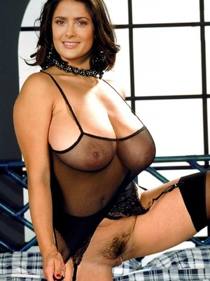 Naked Pictures Of Salma Hayek photo 1