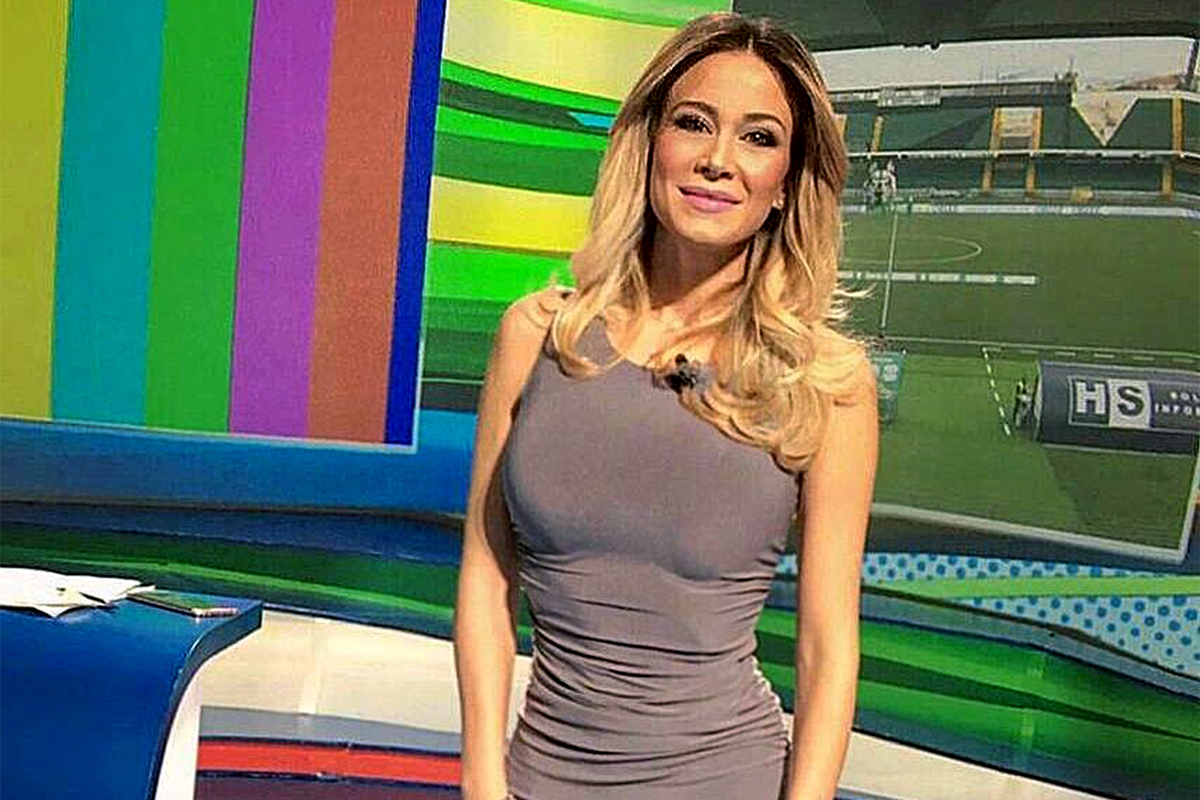 News Anchor Leaked Nudes photo 21