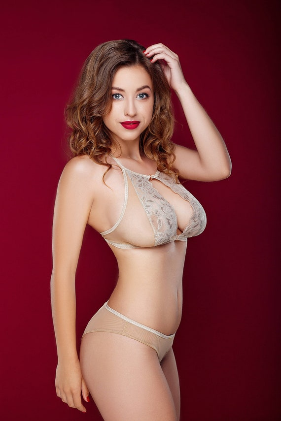 Nude In Lingerie photo 25