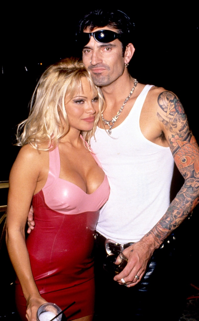 Pam Anderson Tommy photo 7