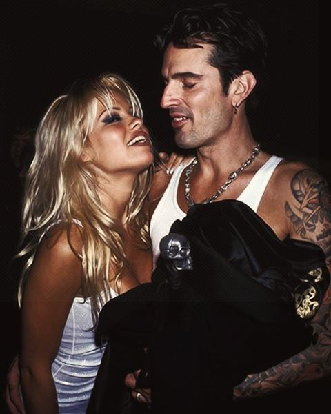 Pam Anderson Tommy photo 24