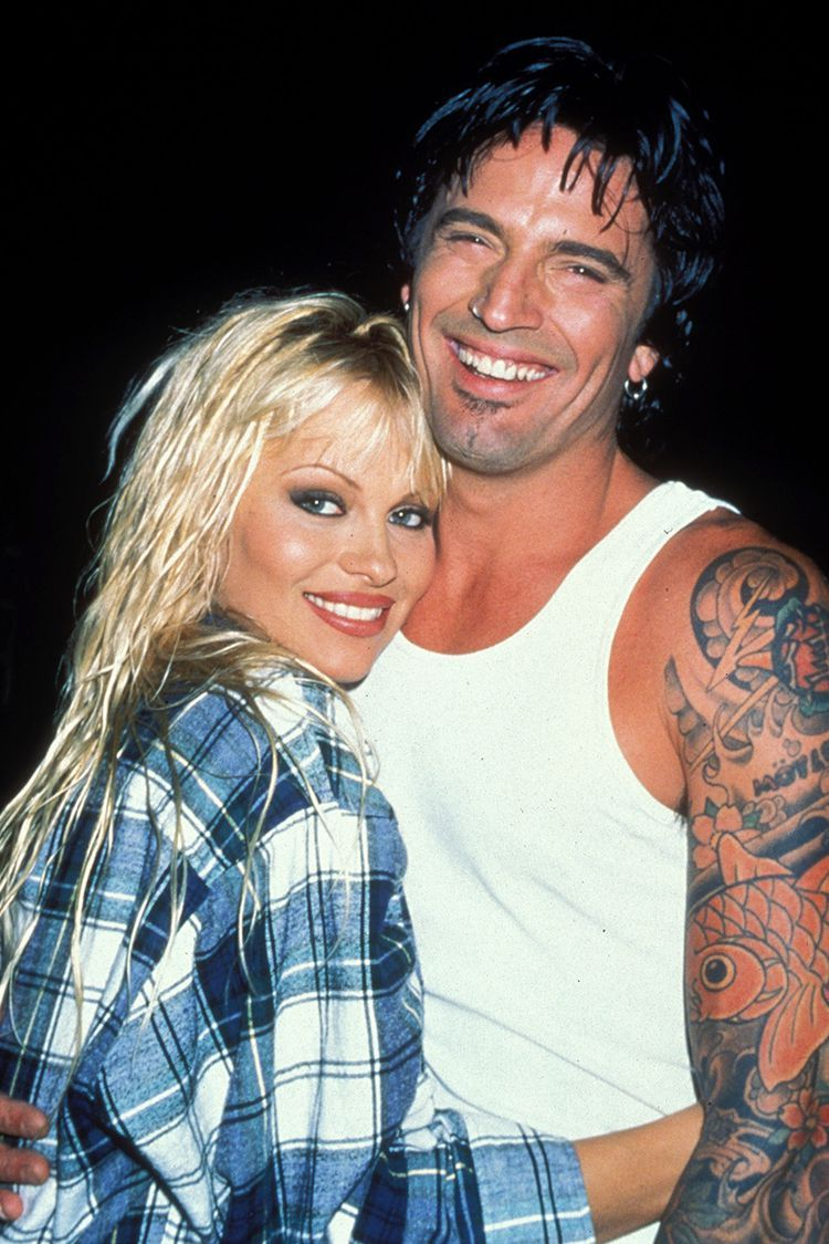 Pam Anderson Tommy photo 20
