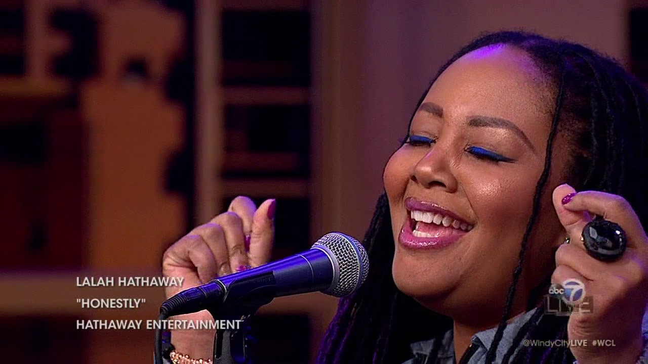 Pictures Of Lalah Hathaway photo 10