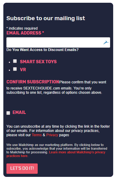 Porn Email Sign Up photo 15