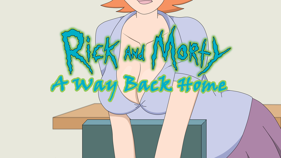 Rick And Morty Xxx Game photo 16