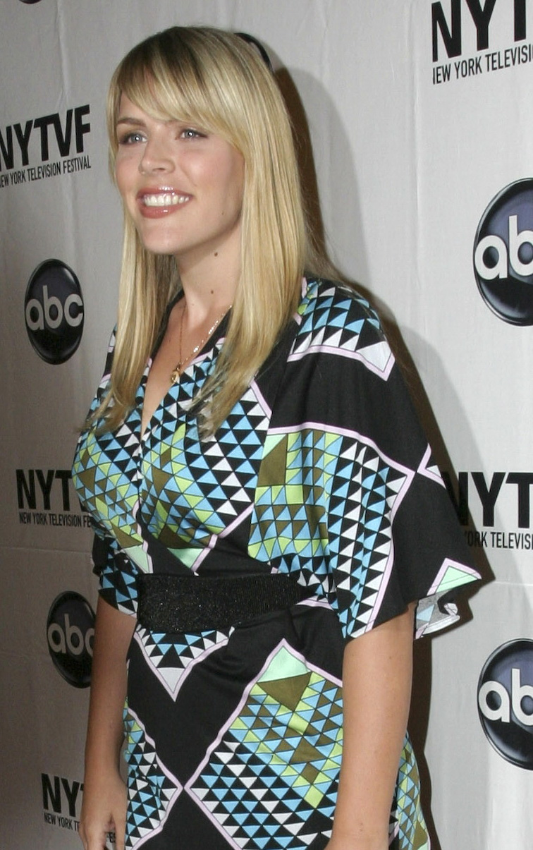 Sexy Busy Phillips photo 21
