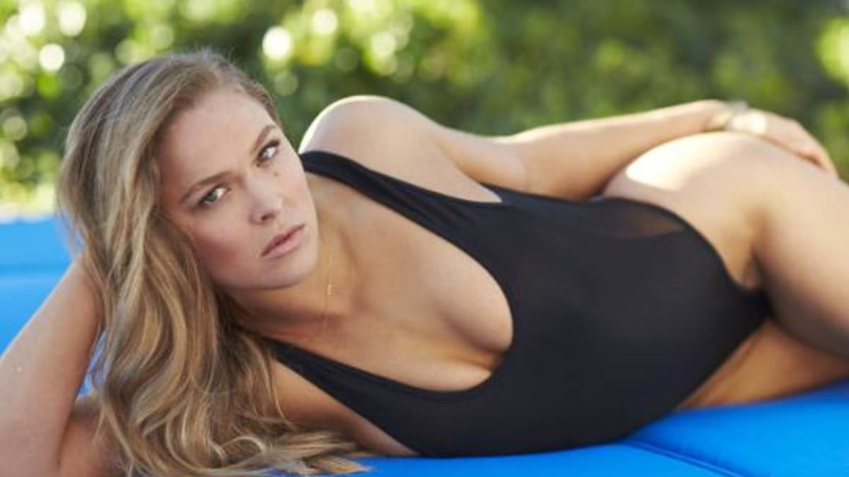 Sexy Ronda Rousey Pictures photo 10