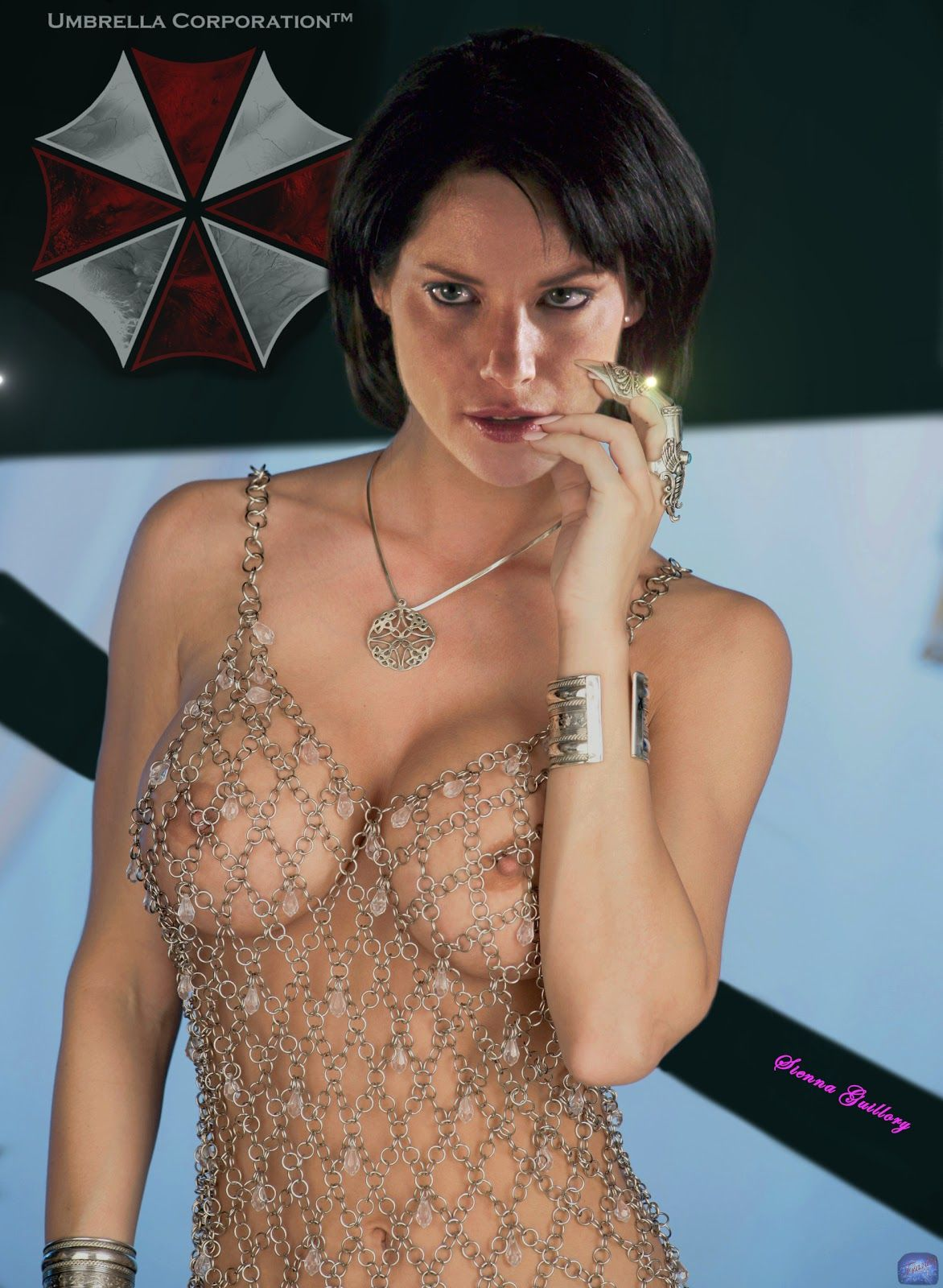 Sienna Guillory Sexy photo 11